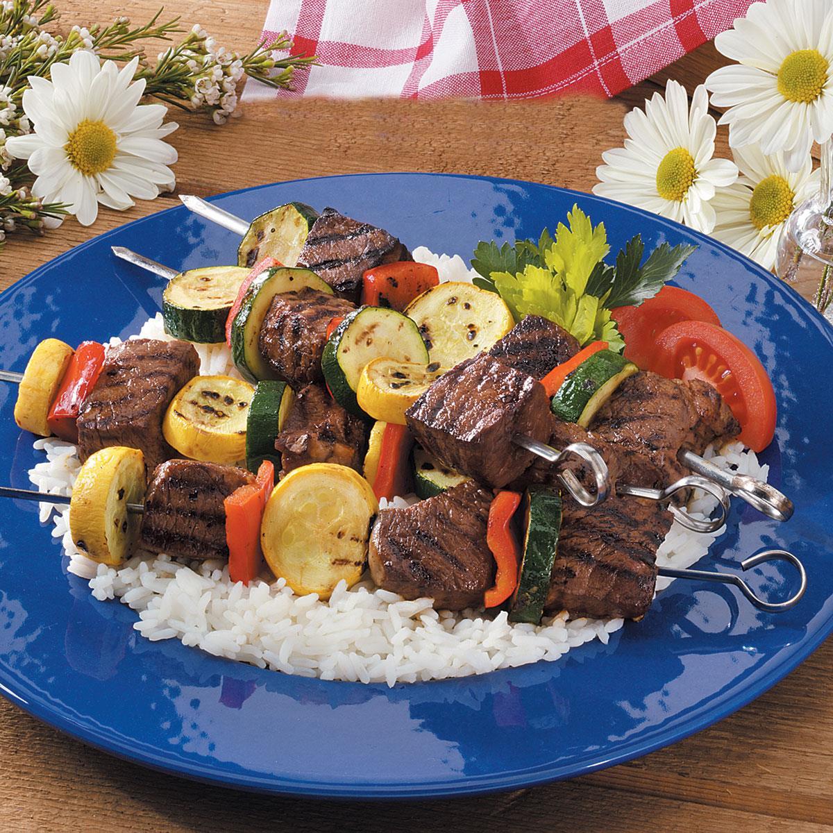 Grilled Chicken Kebab Recipes