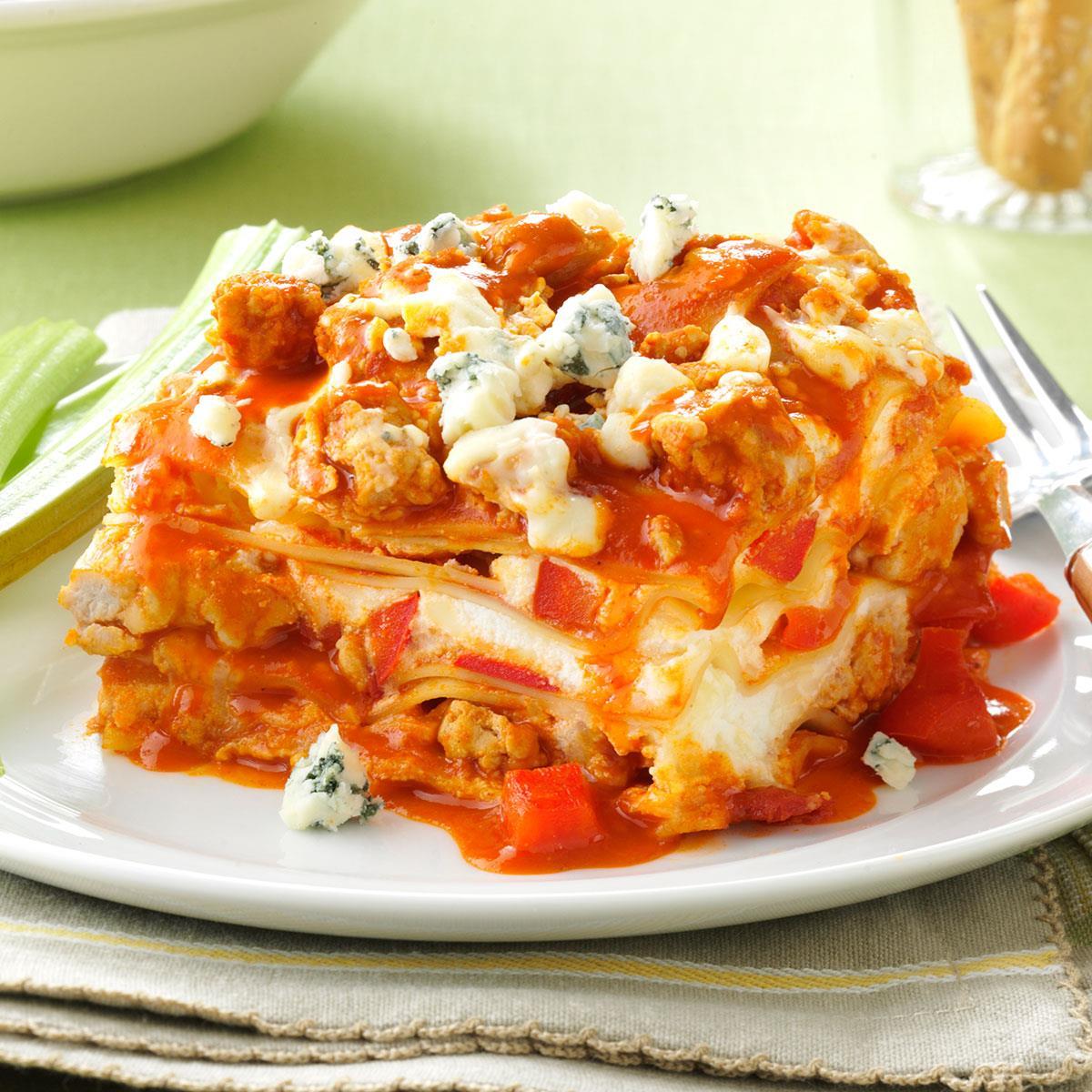recipe: spicy beef lasagna recipe [30]