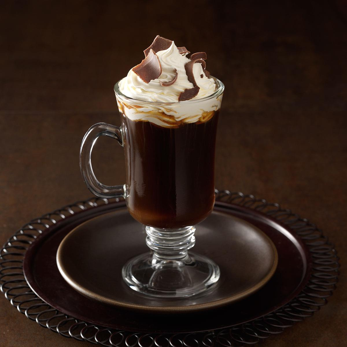 Spanish Coffee Recipe Taste Of Home