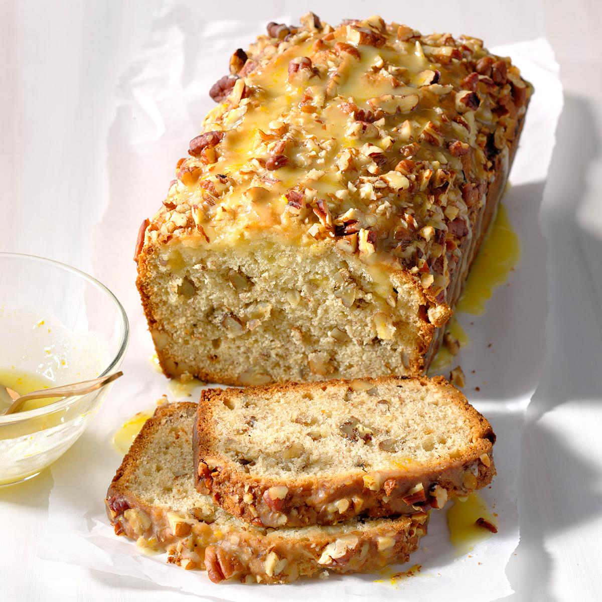 Special Banana Nut Bread Recipe  Taste of Home