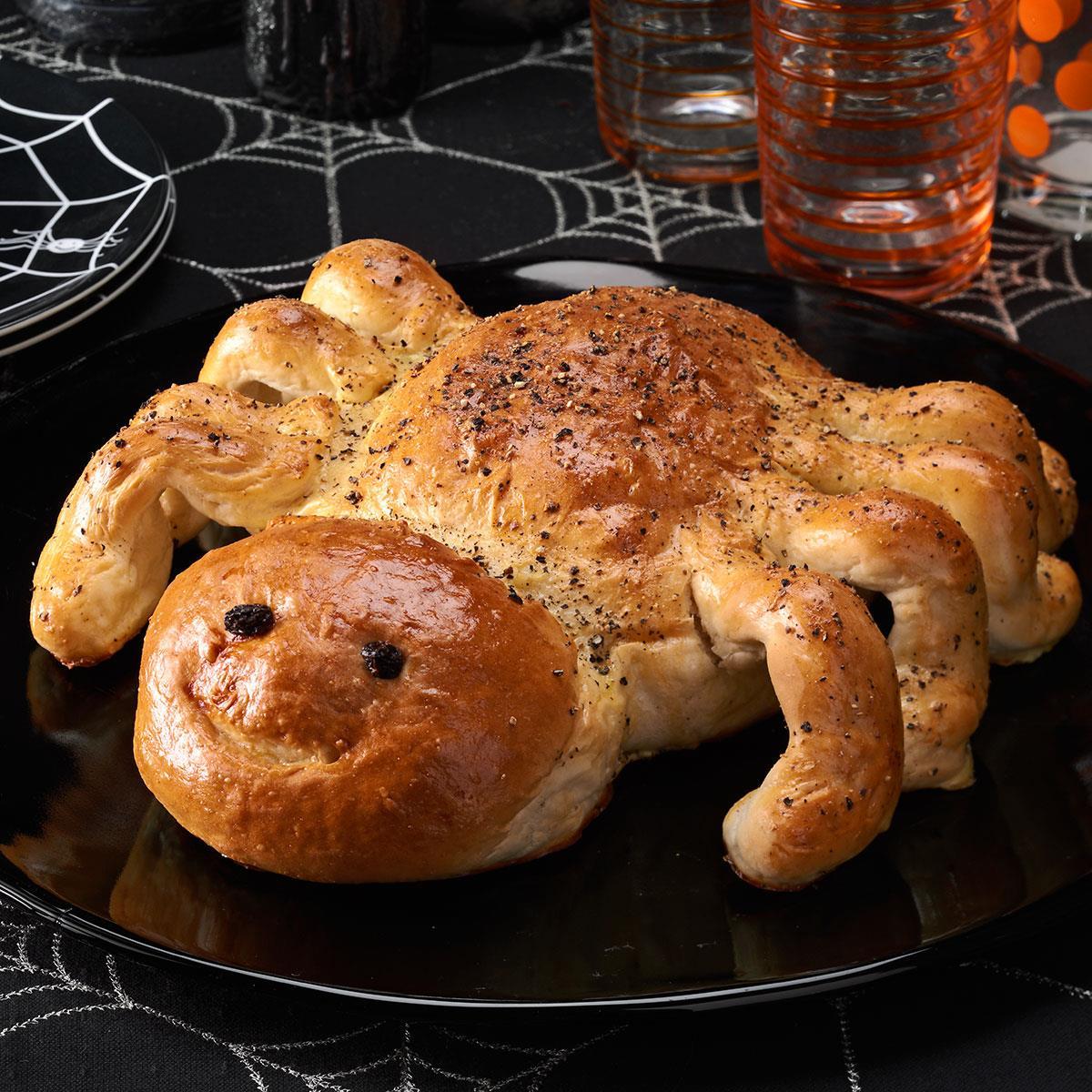 Spider Bread Recipe Taste Of Home
