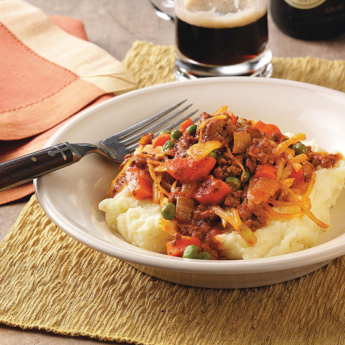 St Paddy S Irish Beef Dinner Recipe Taste Of Home