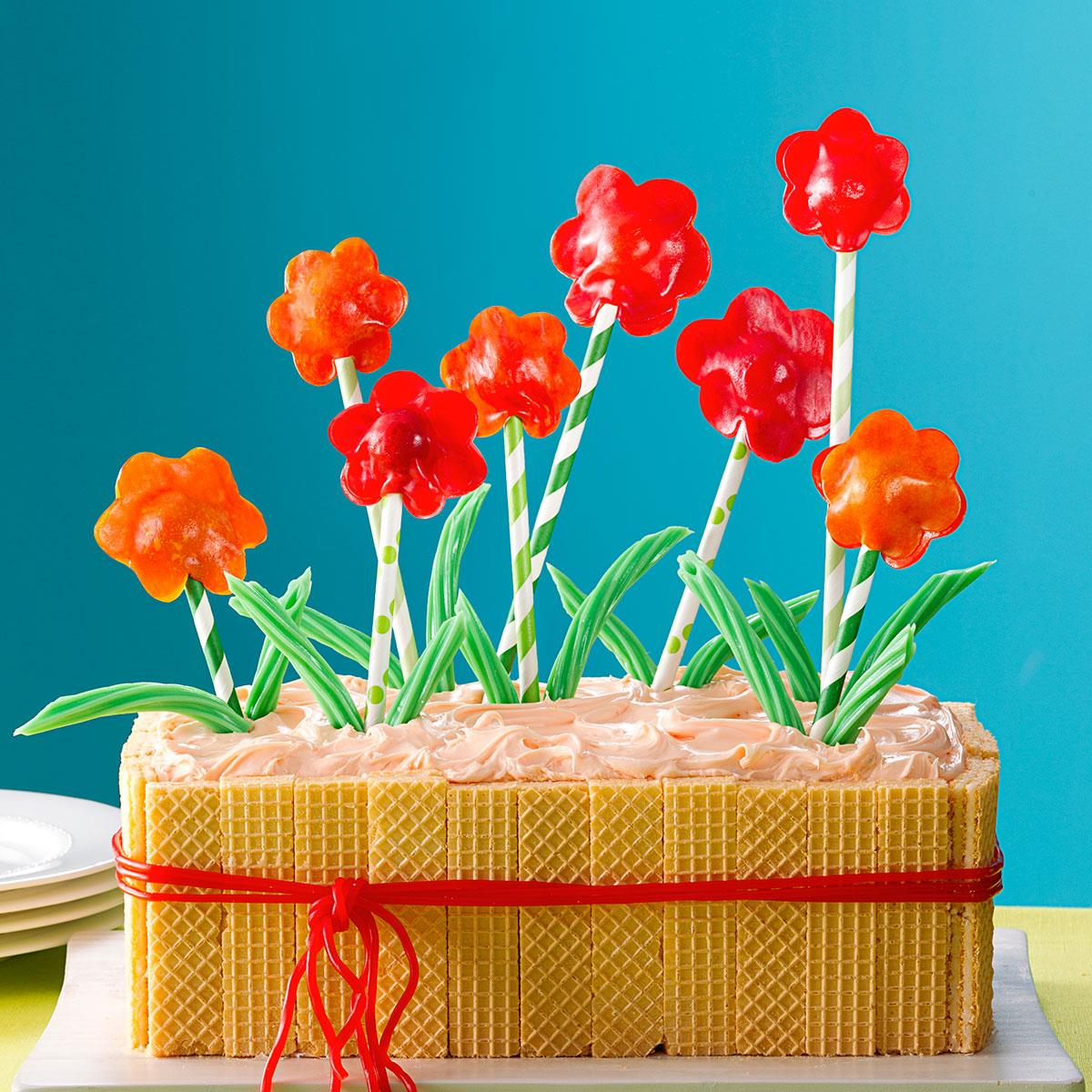 Birthday Cake Decoration Ideas At Home Part - 27: Taste Of Home