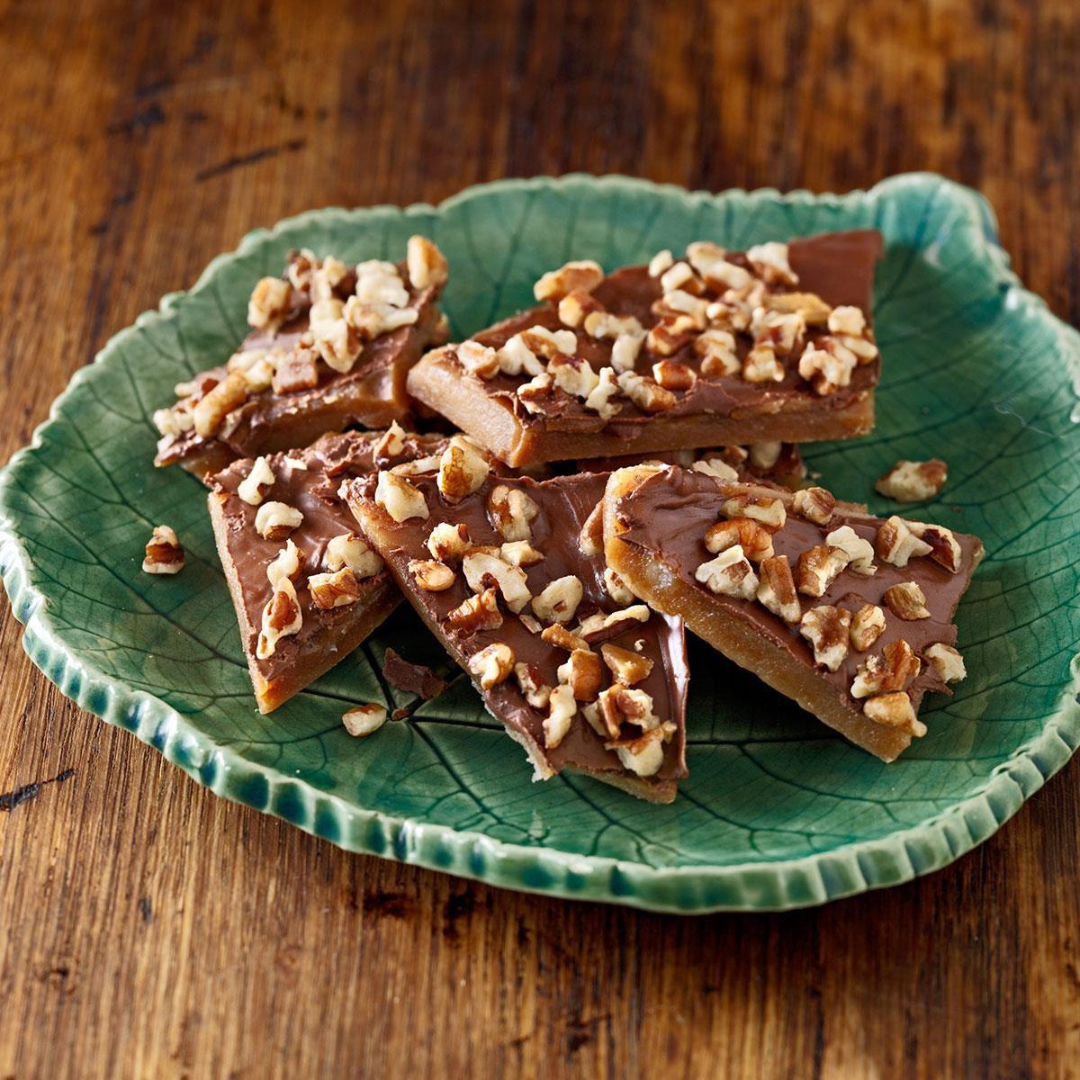 Toffee candy