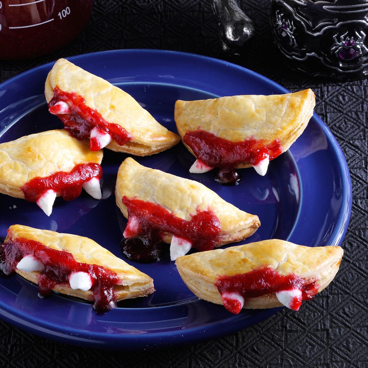 Vampire Mouths Recipe