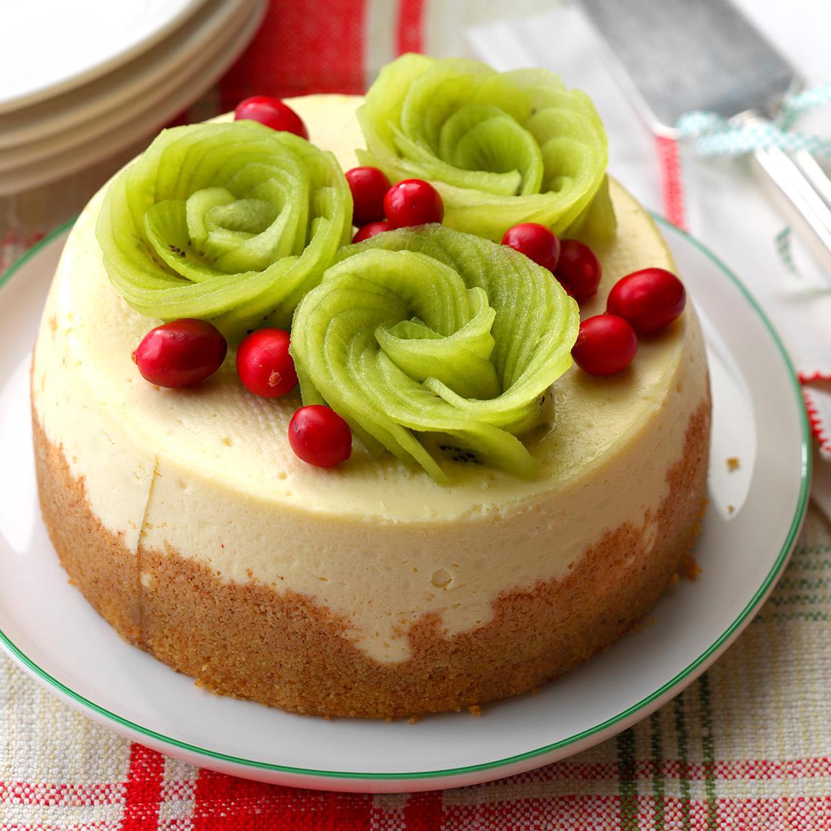 Very Vanilla Slow Cooker Cheesecake Recipe
