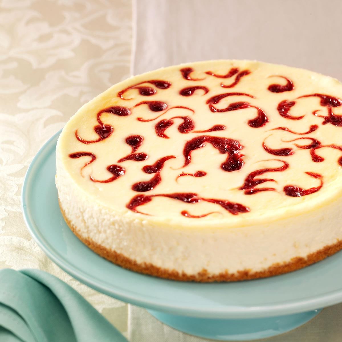 Best Home Baked Cheesecake Recipe