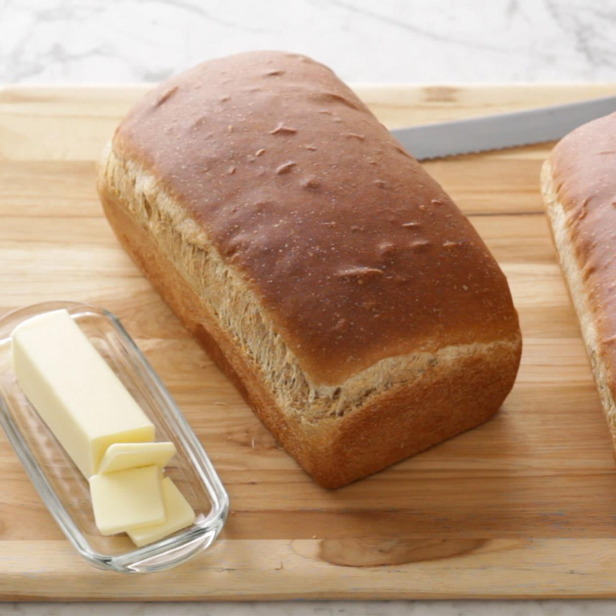 Whole Wheat Bread Recipe Taste Of Home