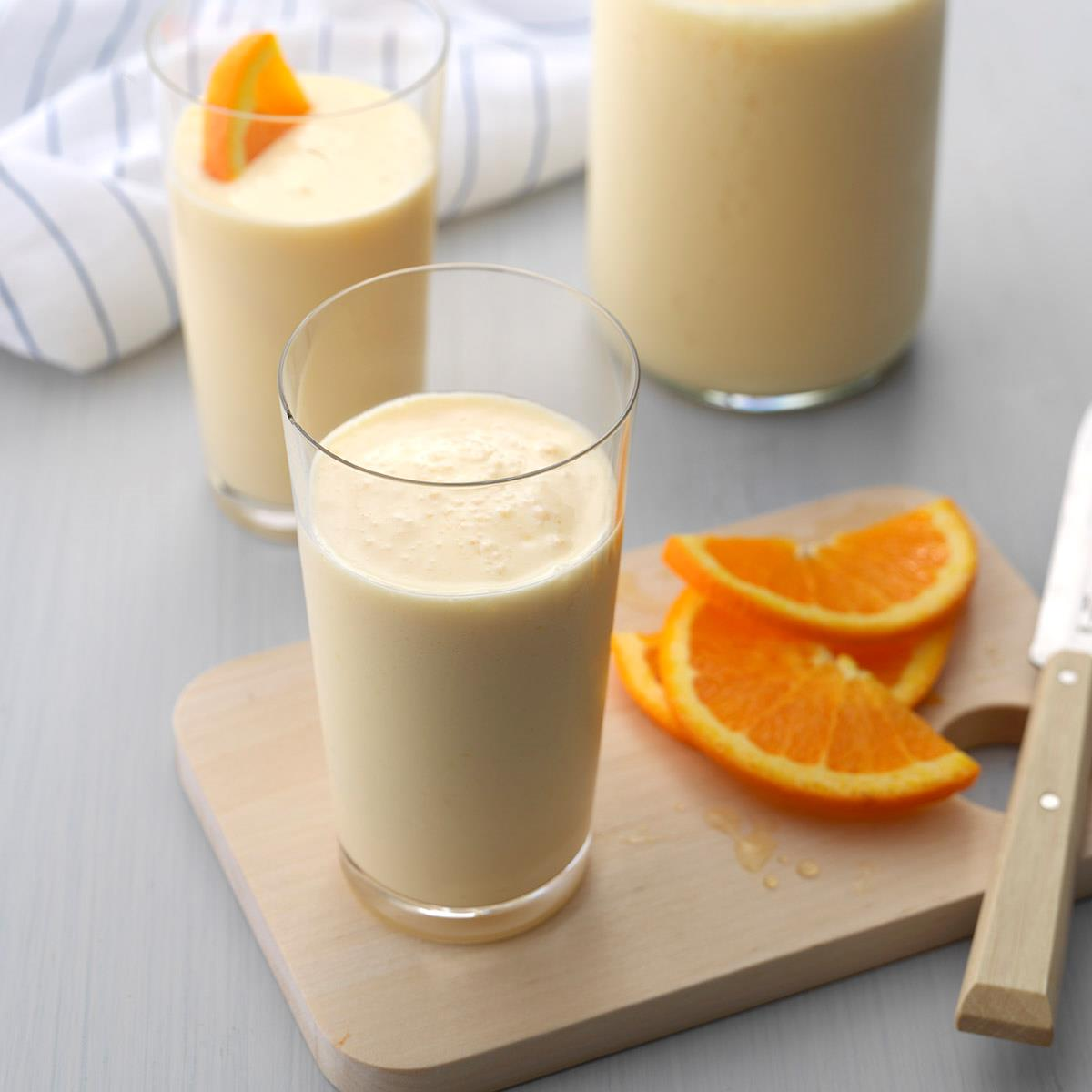 Yogurt Breakfast Drink Recipe