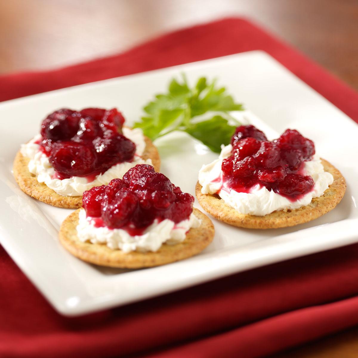 Zippy Cranberry Appetizer Recipe