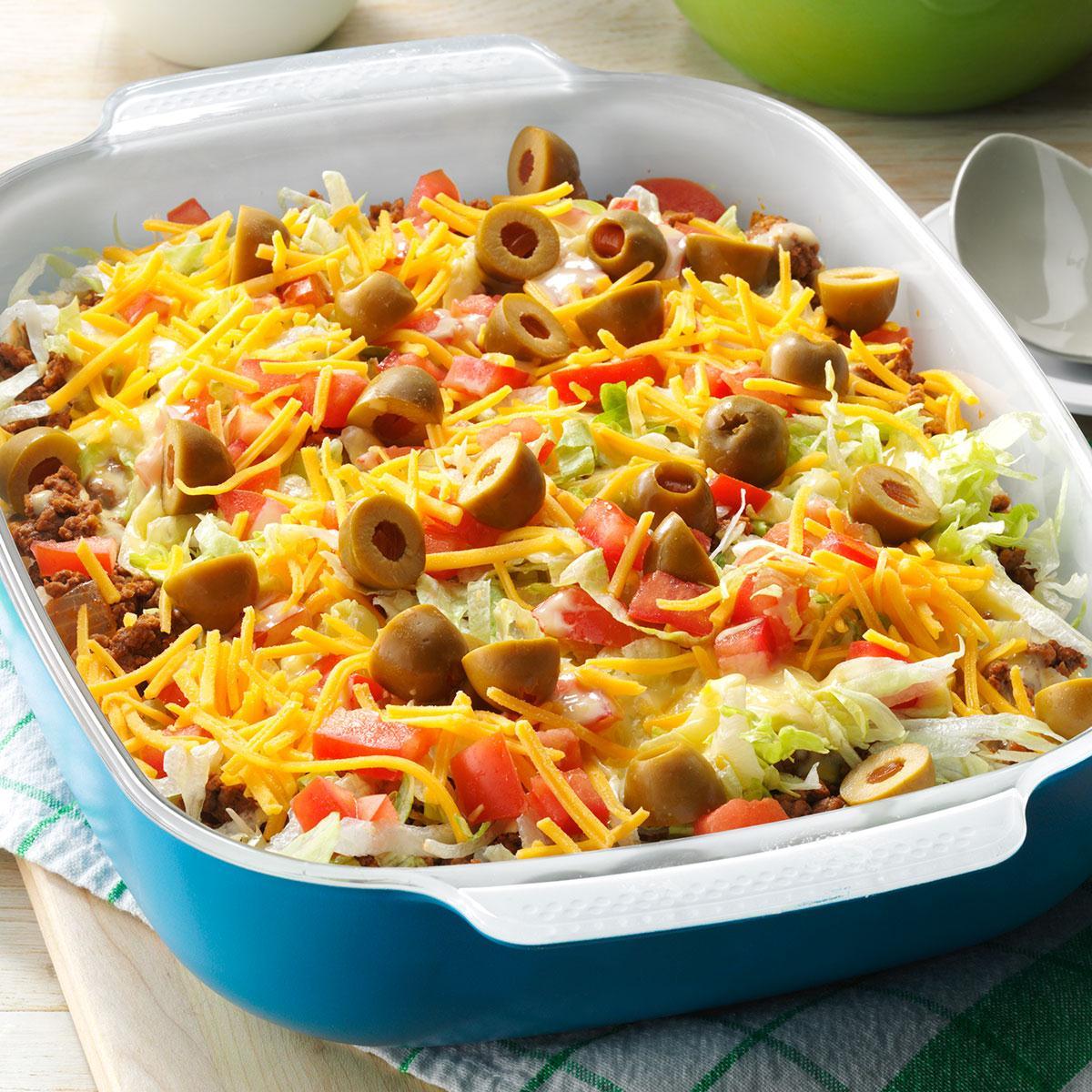 Haystack Supper Recipe