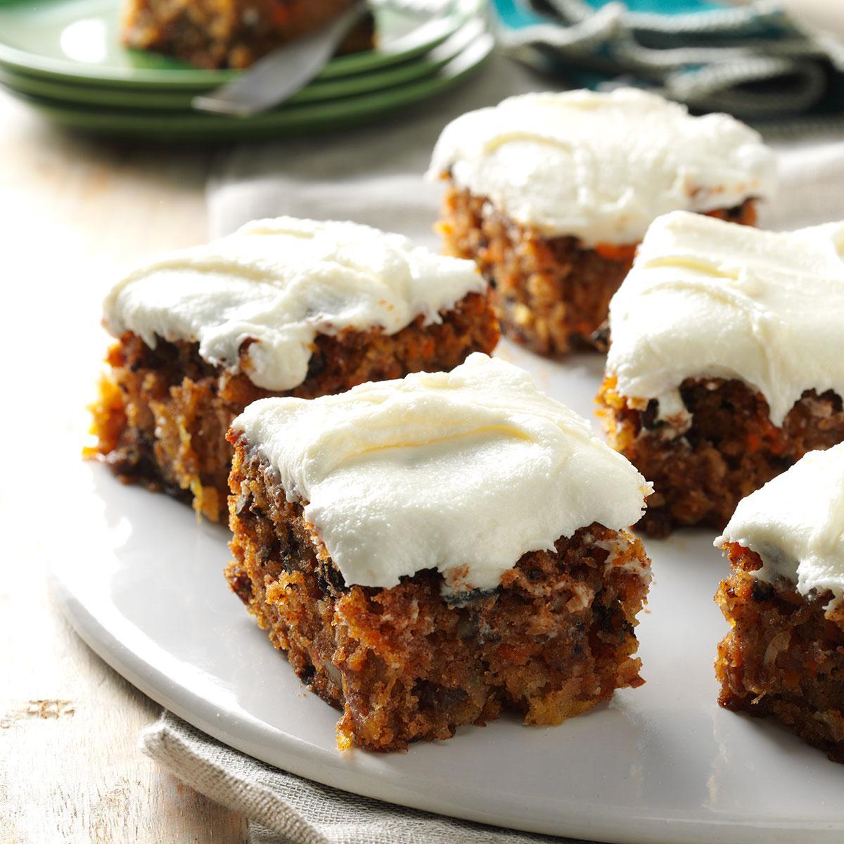 Swedish Carrot Cake Recipe