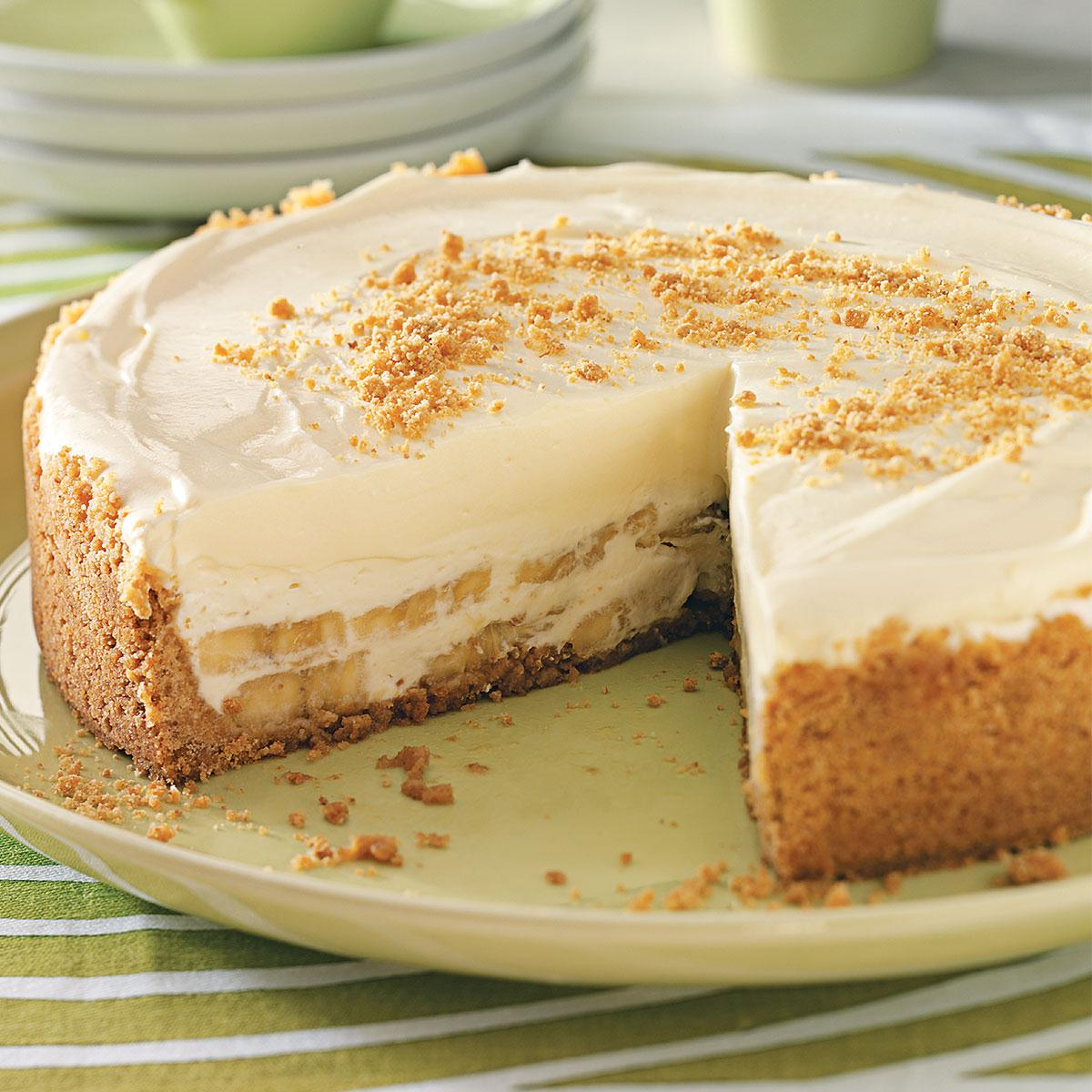 Cheesecake Recipe Made With Yellow Cake Mix