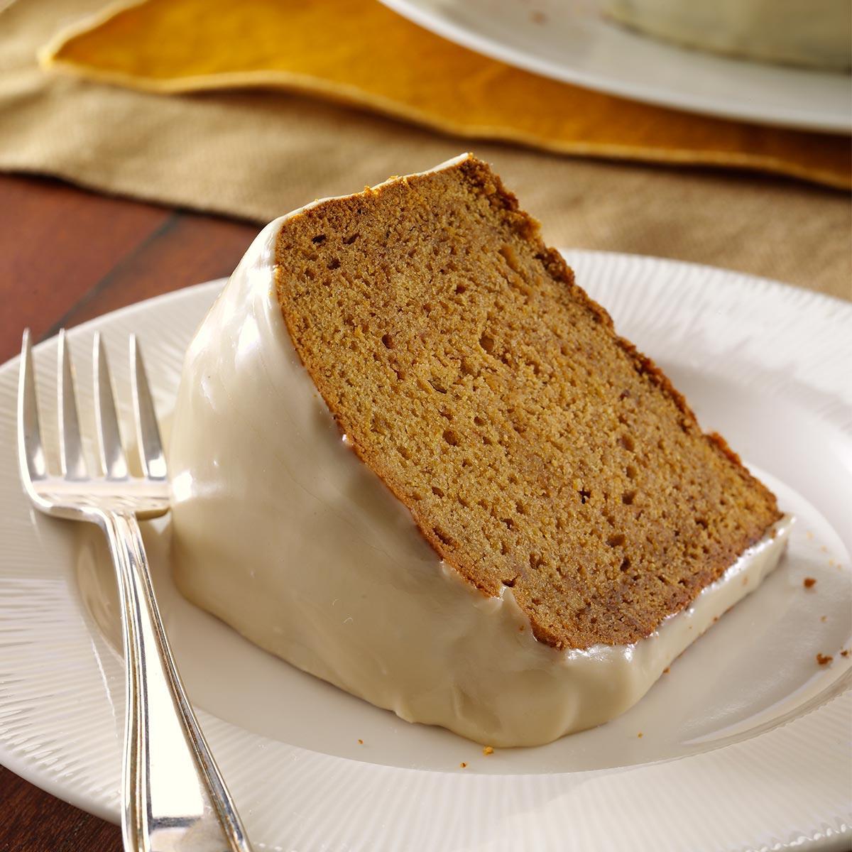 Sweet Potato Pound Cake Icing