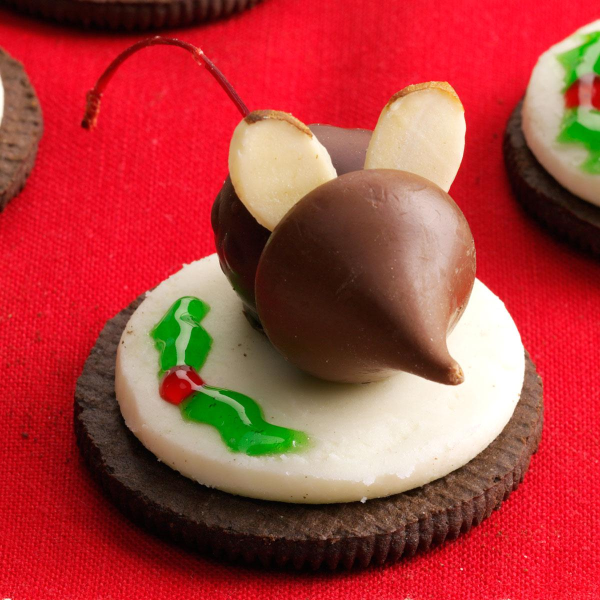 Christmas eve mice recipe taste of home forumfinder Choice Image