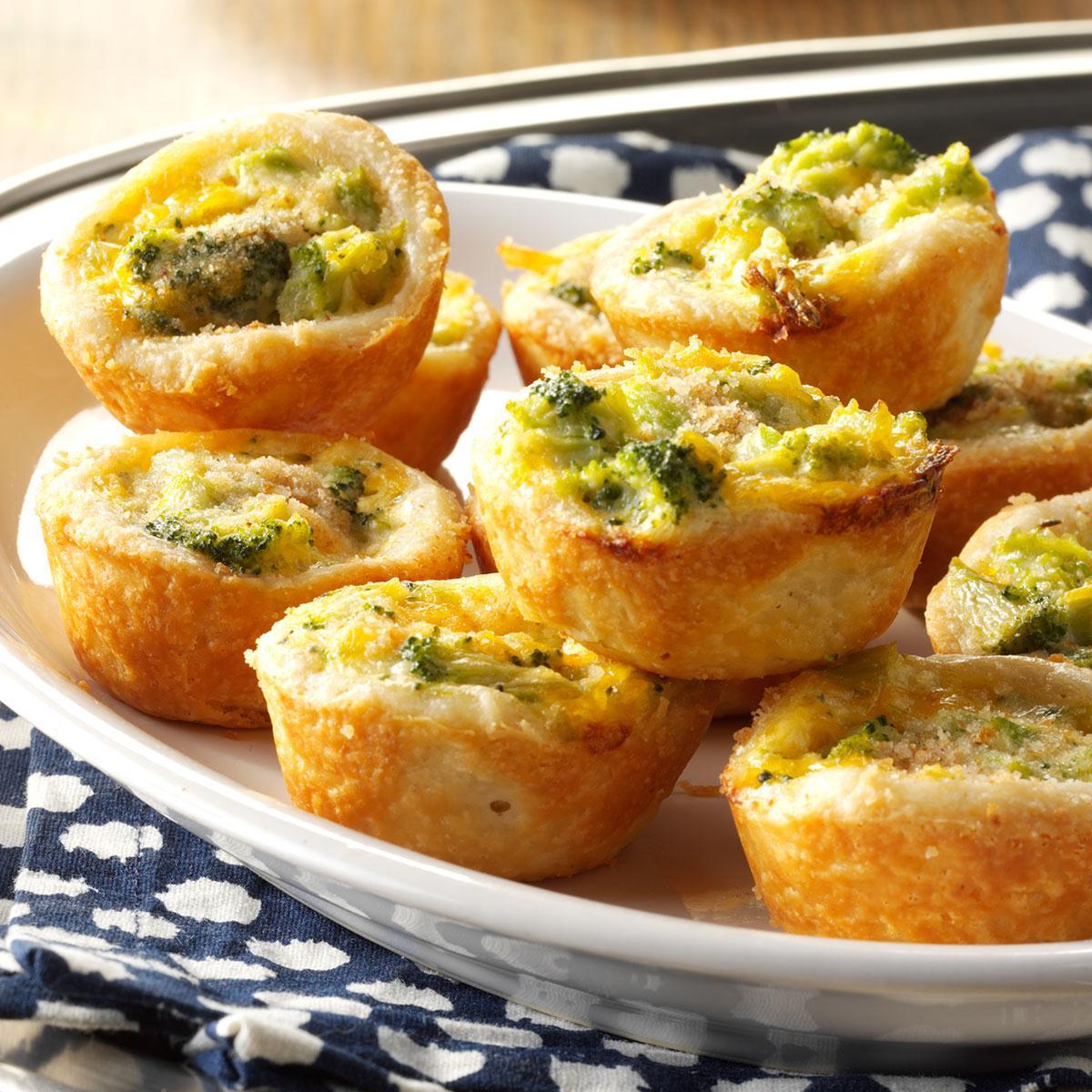 recipe: broccoli appetizer recipes [12]