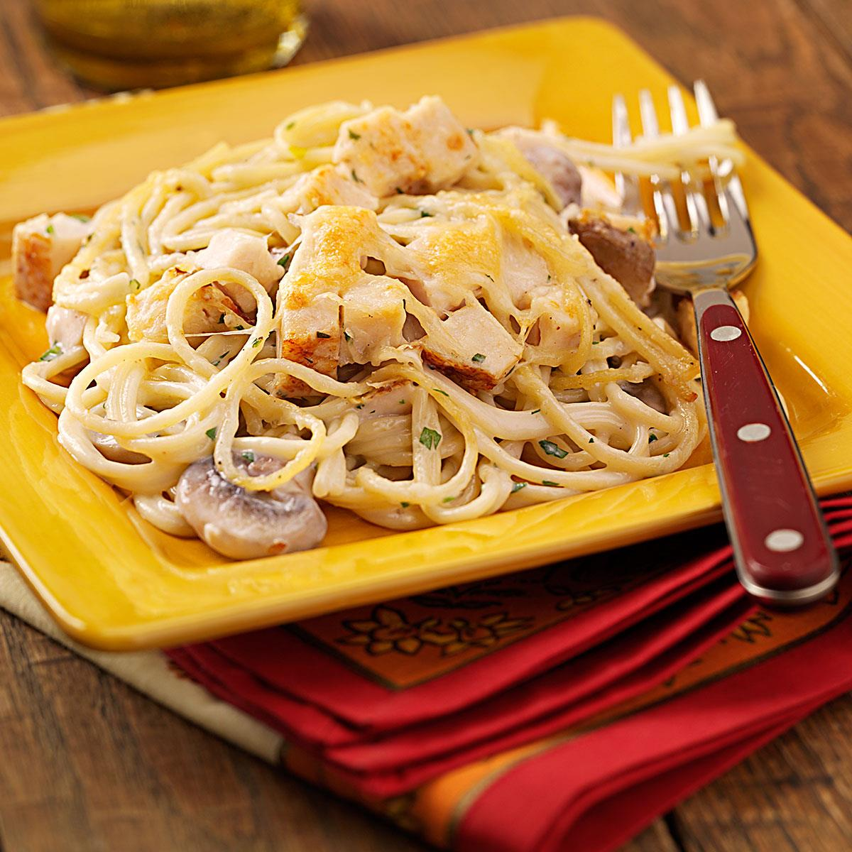 Chicken tetrazzini recipe taste of home forumfinder Images