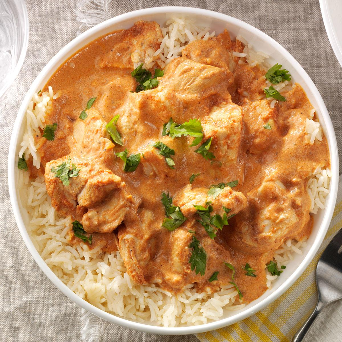 Chicken tikka masala recipe taste of home forumfinder Images