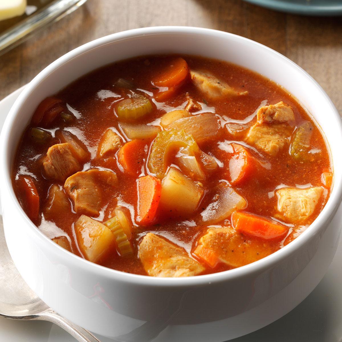 Chicken stew recipe taste of home forumfinder Choice Image
