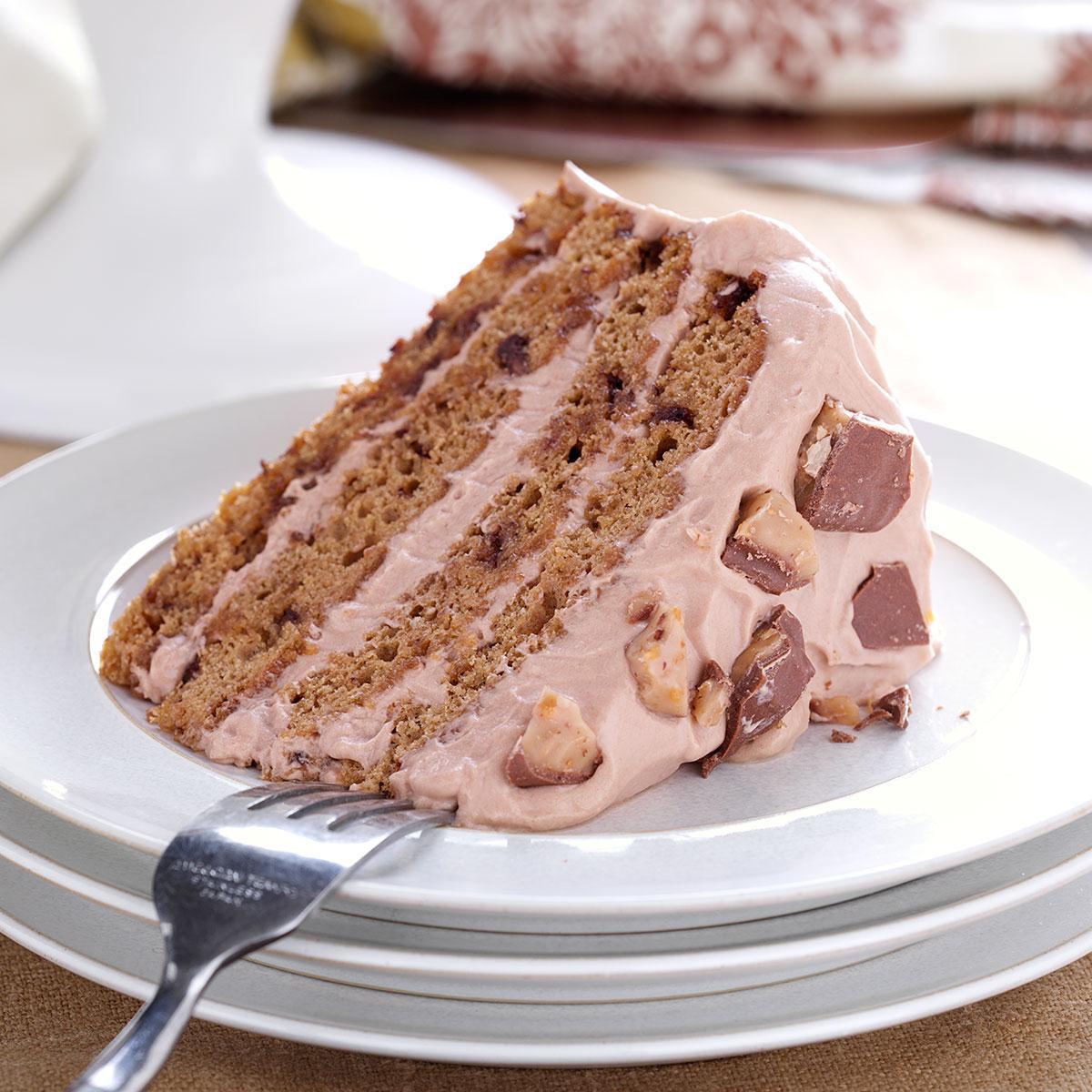 Tiramisu Toffee Torte Recipe Taste of Home