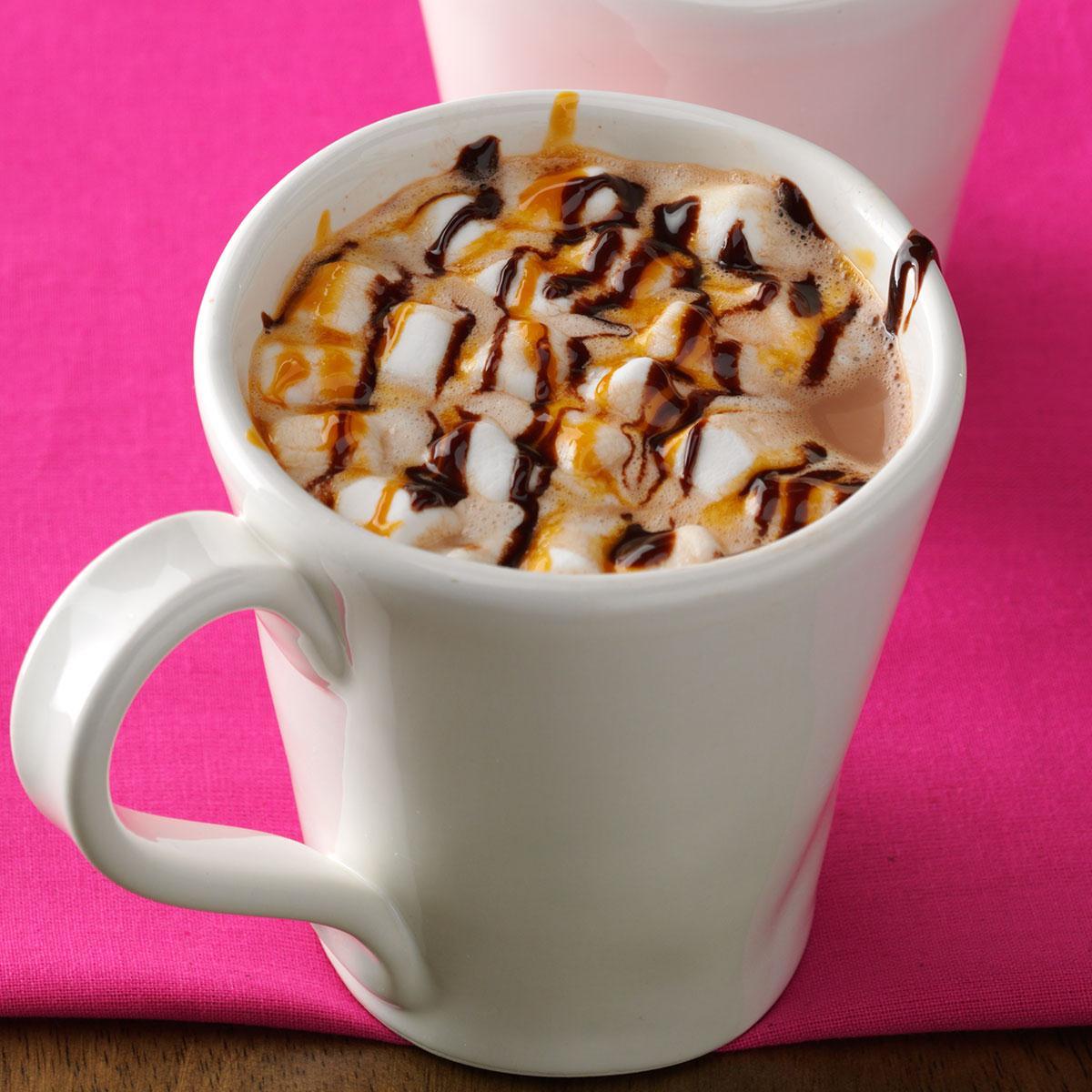 Kahlua Hot Chocolate Recipe Taste Of Home