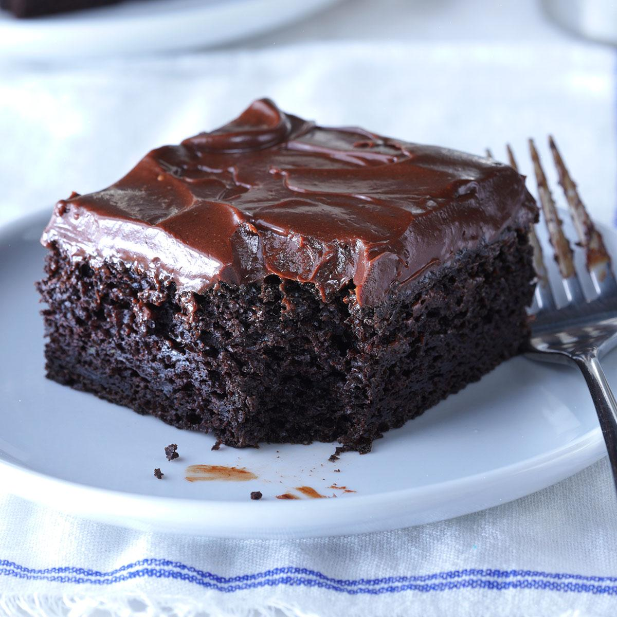 Recipe For Glossy Cake Icing