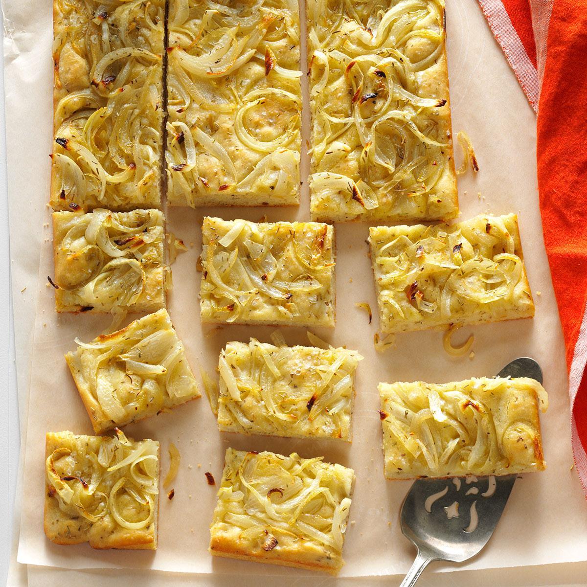 Rye Bread Recipe Appetizers