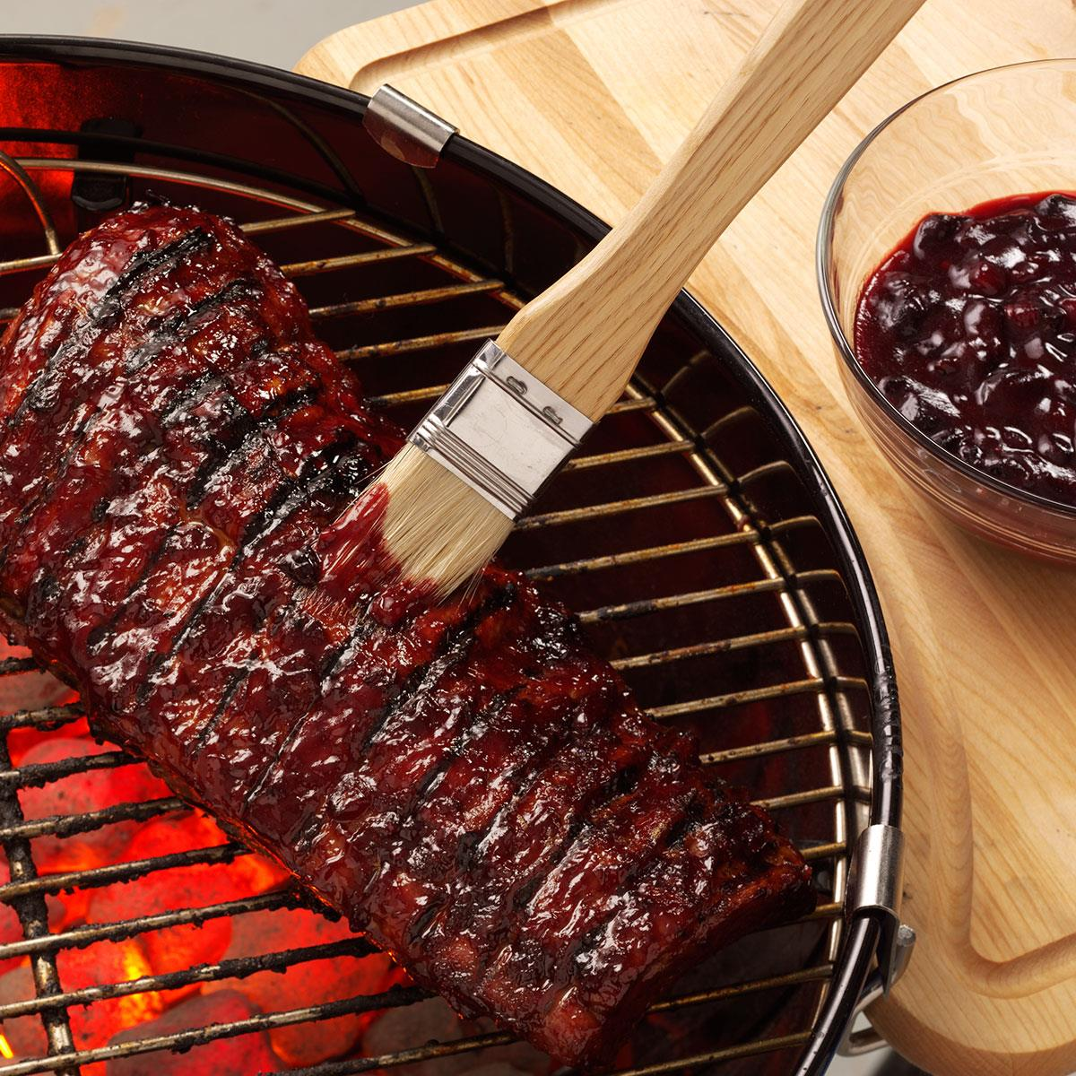 Cherry Barbecue Sauce Recipe Taste Of Home