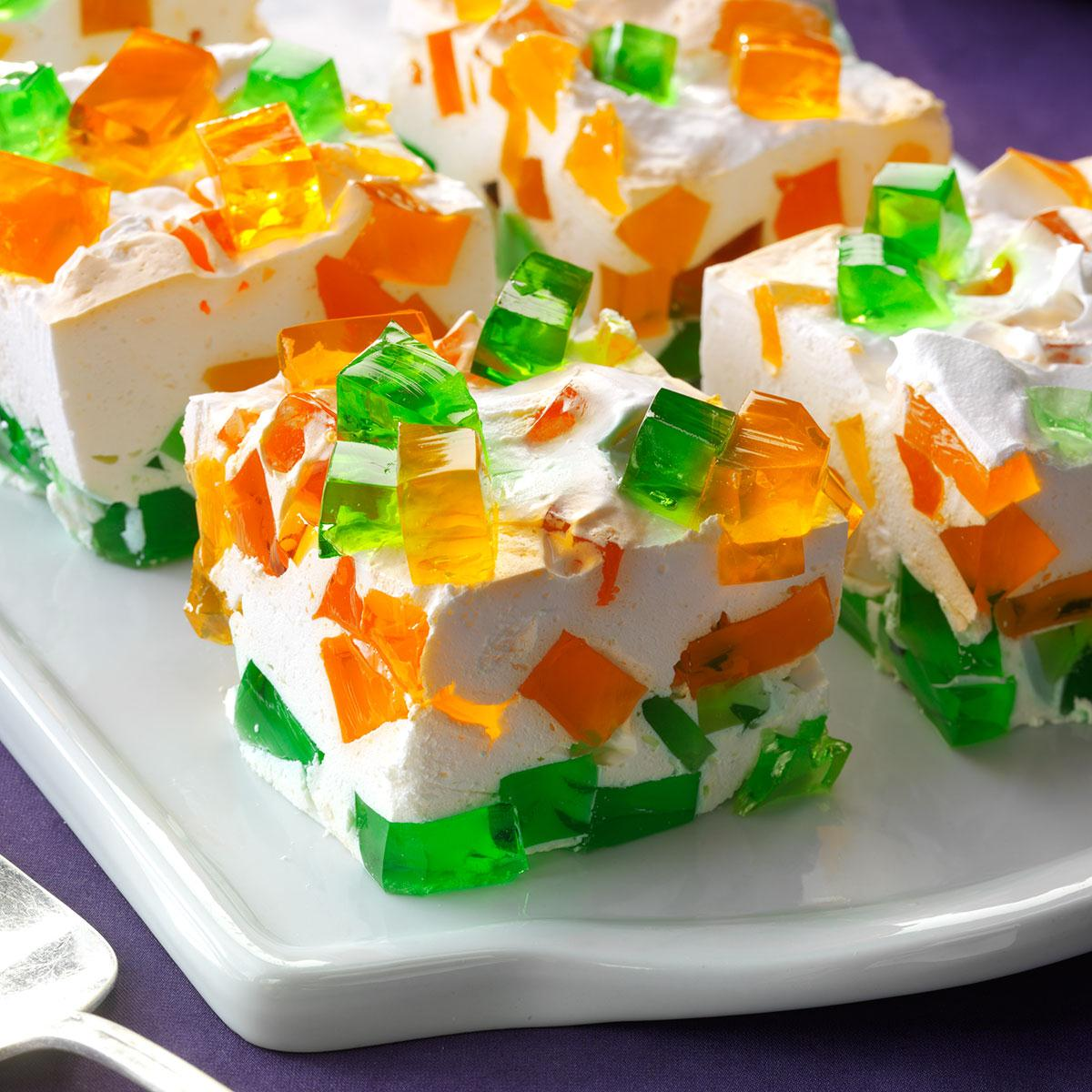 Stained Glass Gelatin Recipe
