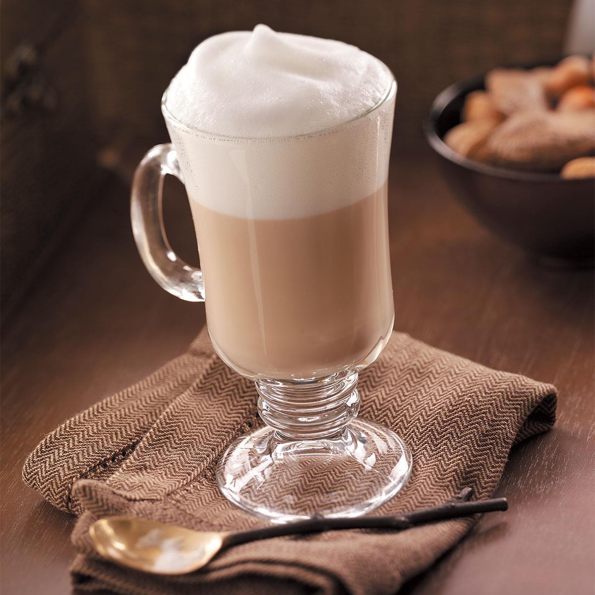 Easy Cappuccino Recipe