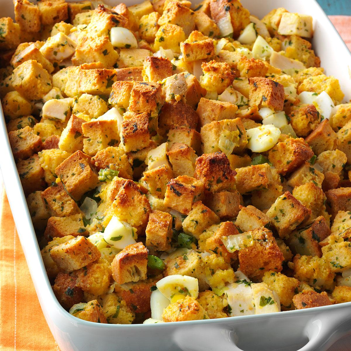 Old Fashioned Thanksgiving Stuffing