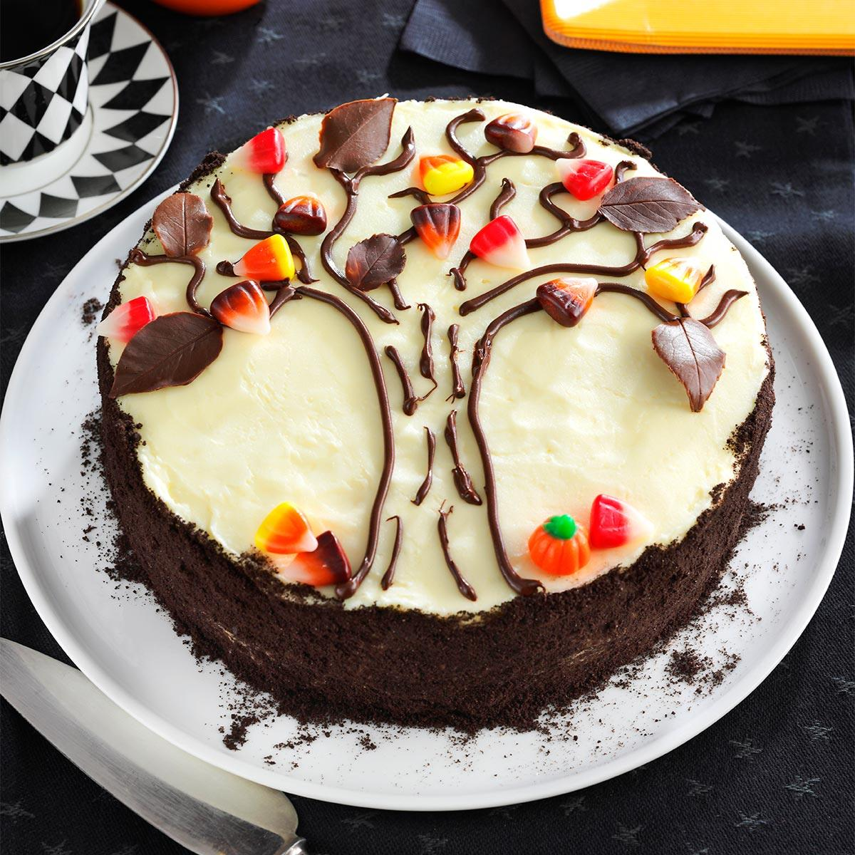 Autumn Tree Cake Recipe Taste of Home