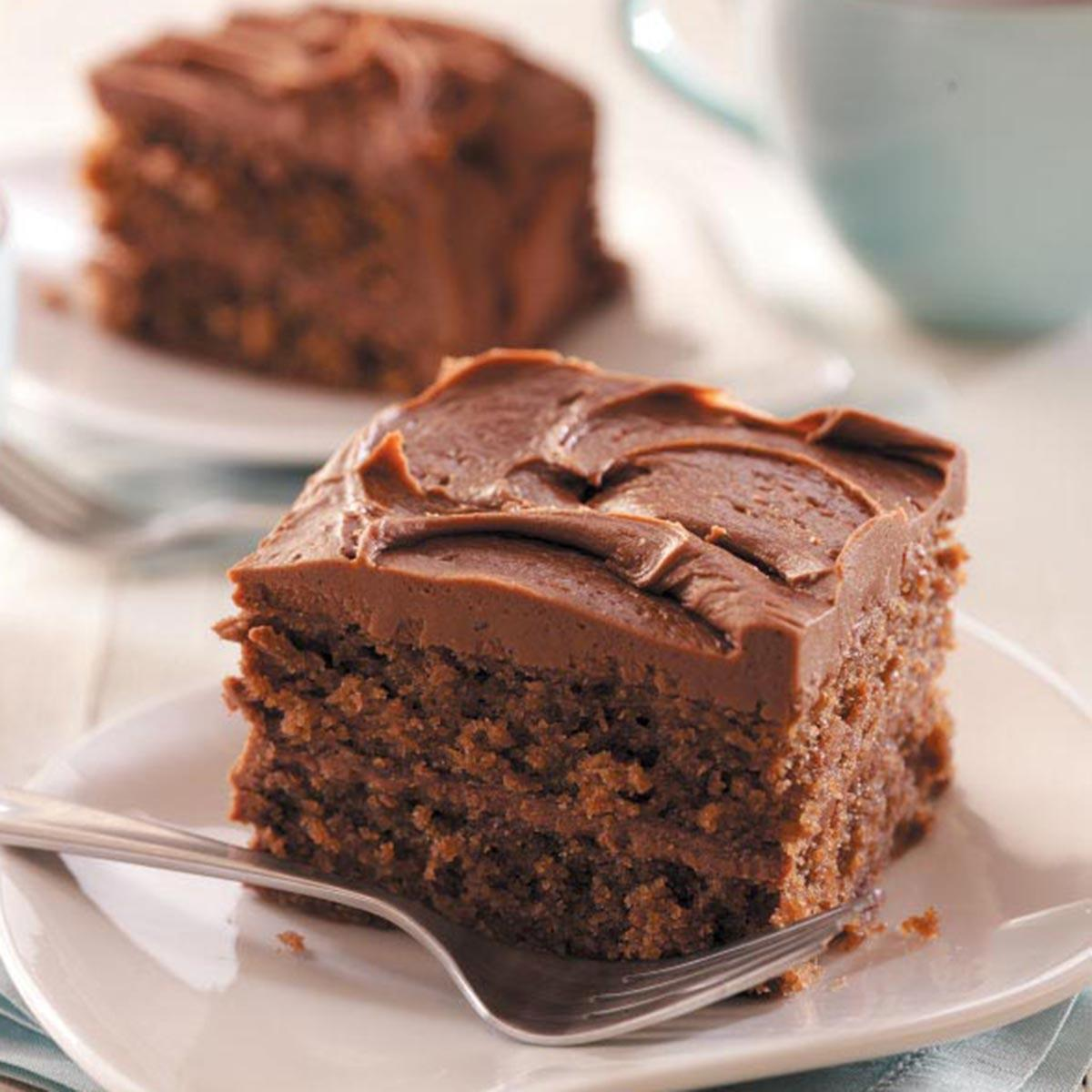 Special Occasion Chocolate Cake Recipes