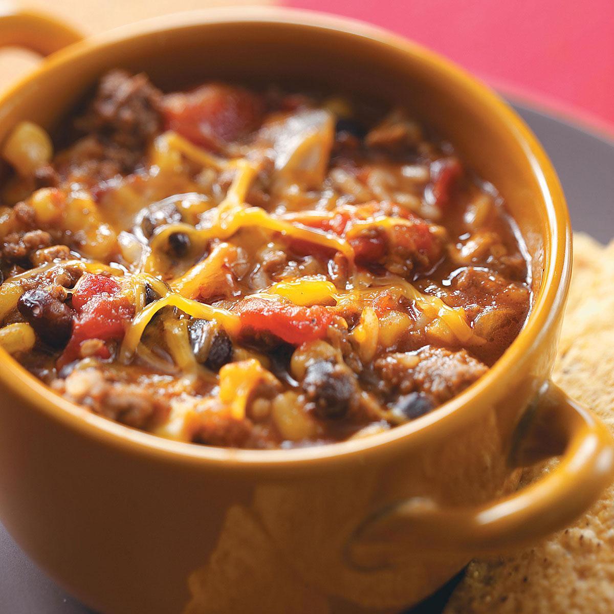 slow cooker southwest beef stew recipe taste of home