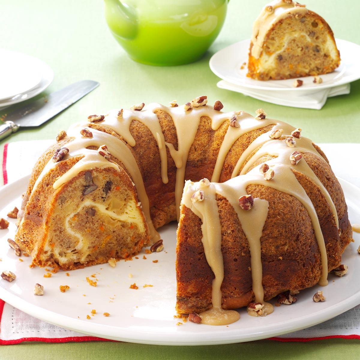 William Tell S Never Miss Apple Cake Recipe Taste Of Home