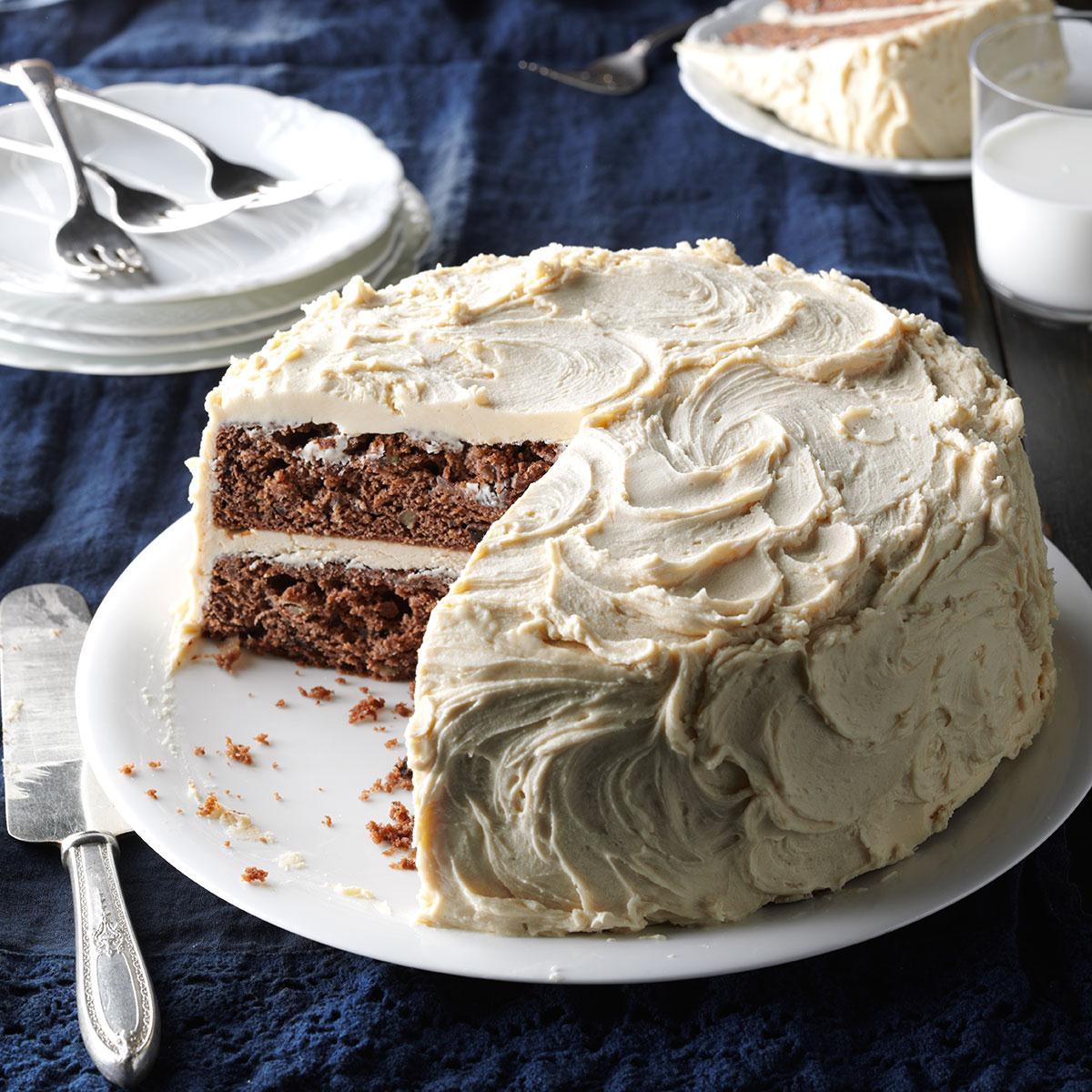 Old Fashioned Pineapple Cake: Aunt Murna's Jam Cake Recipe