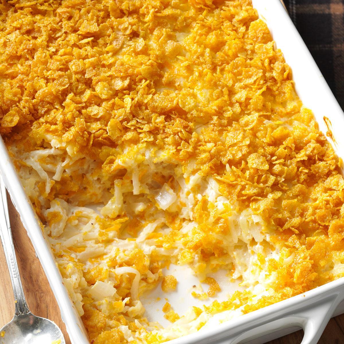 Quick Amp Easy Au Gratin Potatoes Recipe Taste Of Home