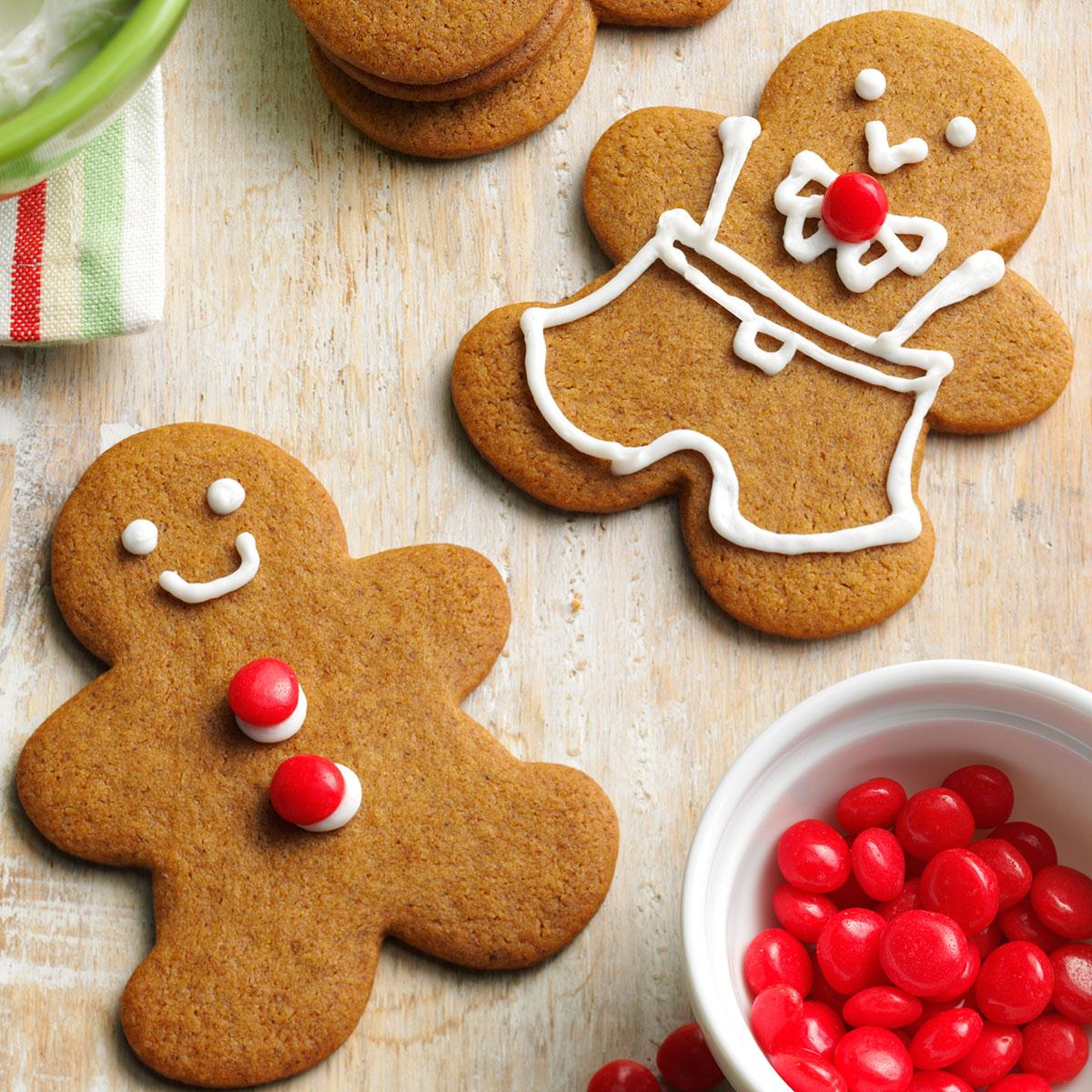 Best Old Fashioned Gingerbread Cookie Recipe