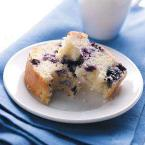 Contest-Winning Blueberry Quick Bread