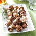 Contest-Winning Grilled Mushrooms