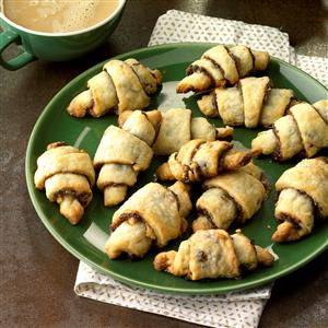 Date-Filled Rugelach Recipe