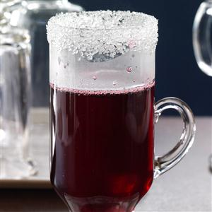 Hot Spiced Berry Punch Recipe
