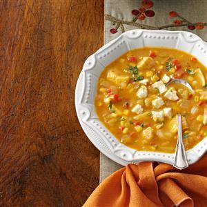 """Thanksgiving's Not Over Yet"" Enchilada Soup Recipe"