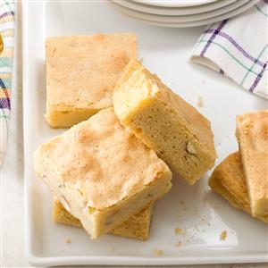Almond Blondies Recipe