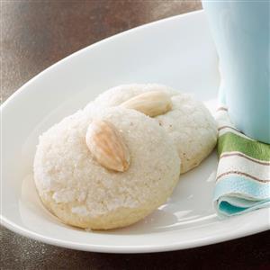 Almond Crispies Recipe
