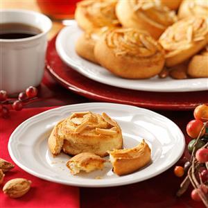 Almond-Filled Breakfast  Rolls Recipe
