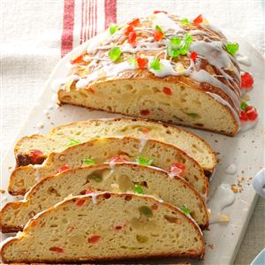 Almond-Filled Stollen Recipe