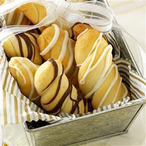 Almond-Ricotta Twists Recipe