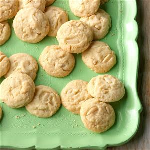 Almond Sandies Recipe