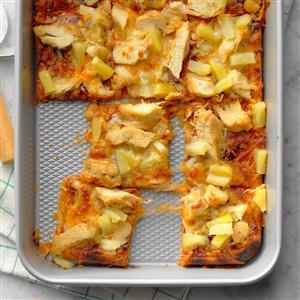 Aloha Pizza Recipe